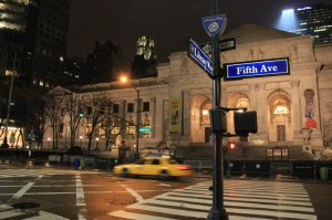 NYC図書館